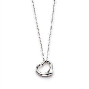 Tiffany & Co. - Elsa Peretti Open Heart Pendant